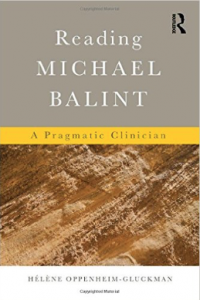 Reading Michael Balint cover